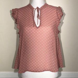 Aeropostale blouse size L
